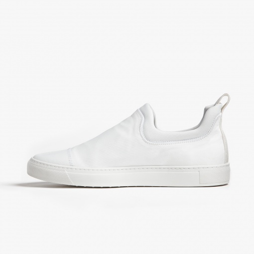 White Zuma Shoe James Perse