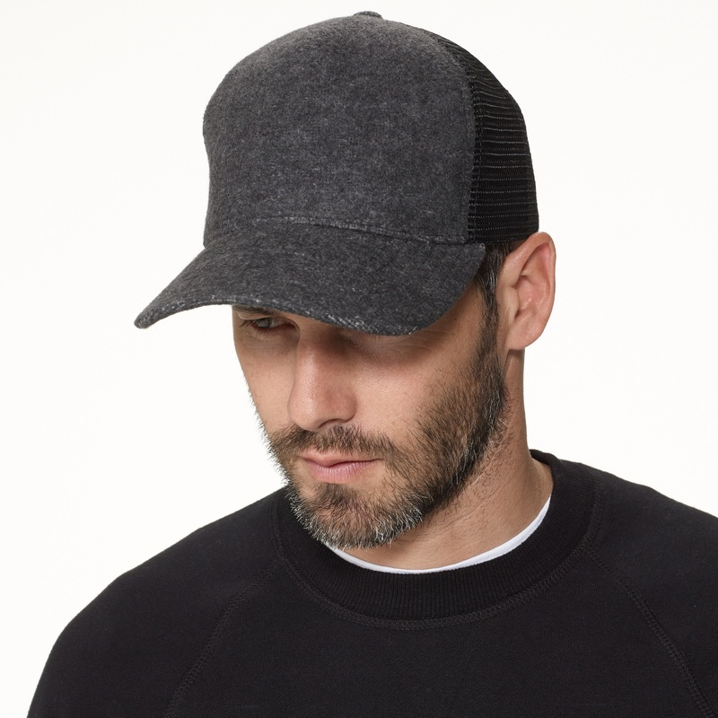 Grey cocked hat jame