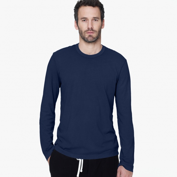 Long Sleeve James Perse Crew