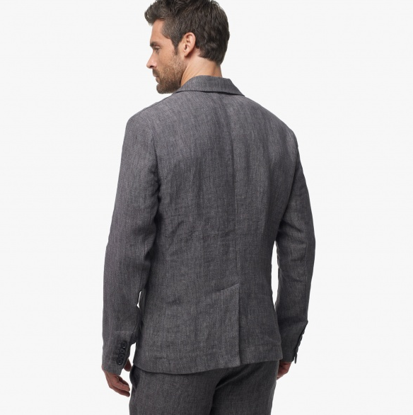 James Perse Slate Grey Linen