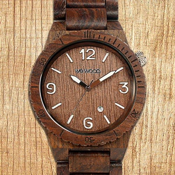 Natural Wood Watches for Men