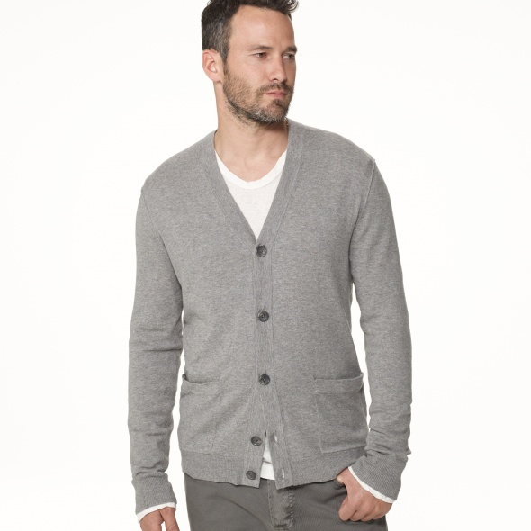 Mens Cotton Cashmere Sweater from James Perse