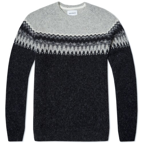 Norse Projects Alpaca Sweater