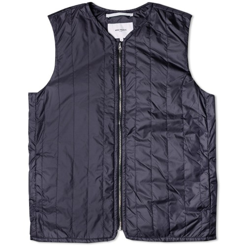 Navy Blue Vest - Norse Projects