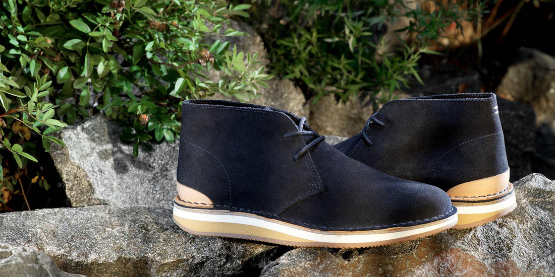 The Hirsh Desert Boots by GREATS