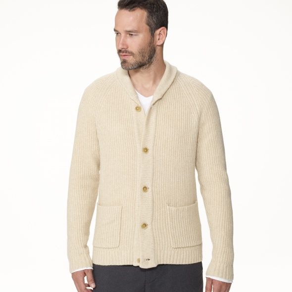 James Perse Wool Cardigan for Men