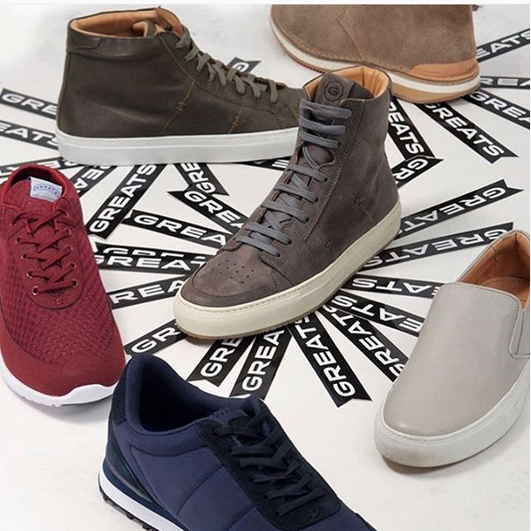 Greats Fashion Sneakers for Men