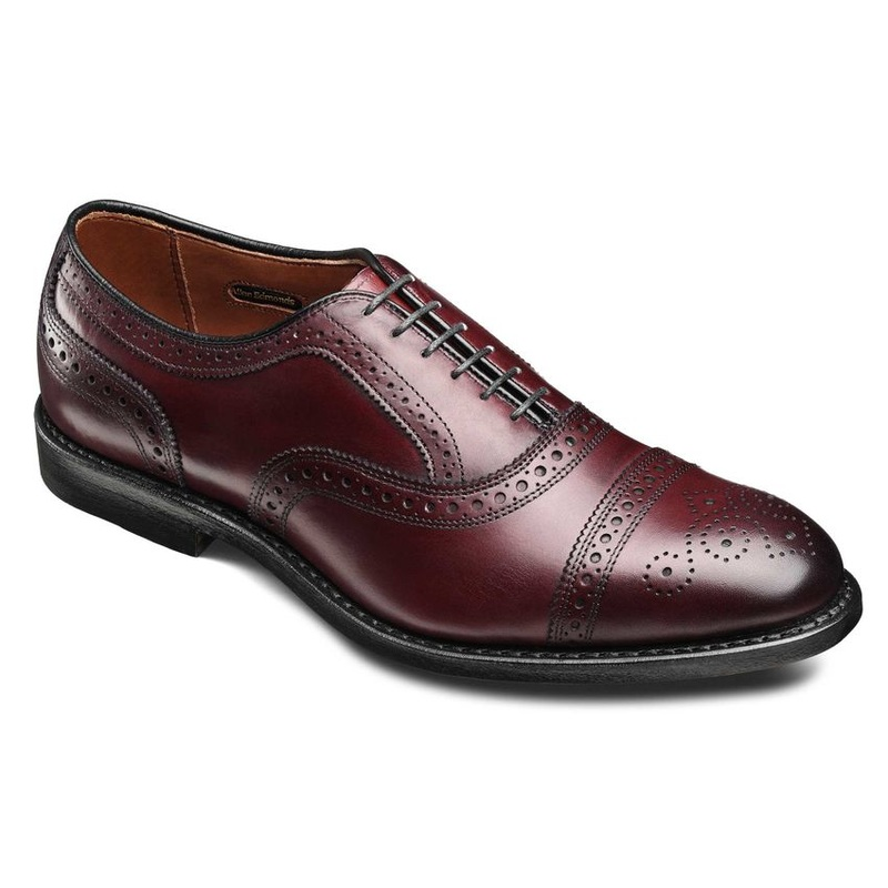 Allen Edmonds Strand Cap-Toe Oxfords