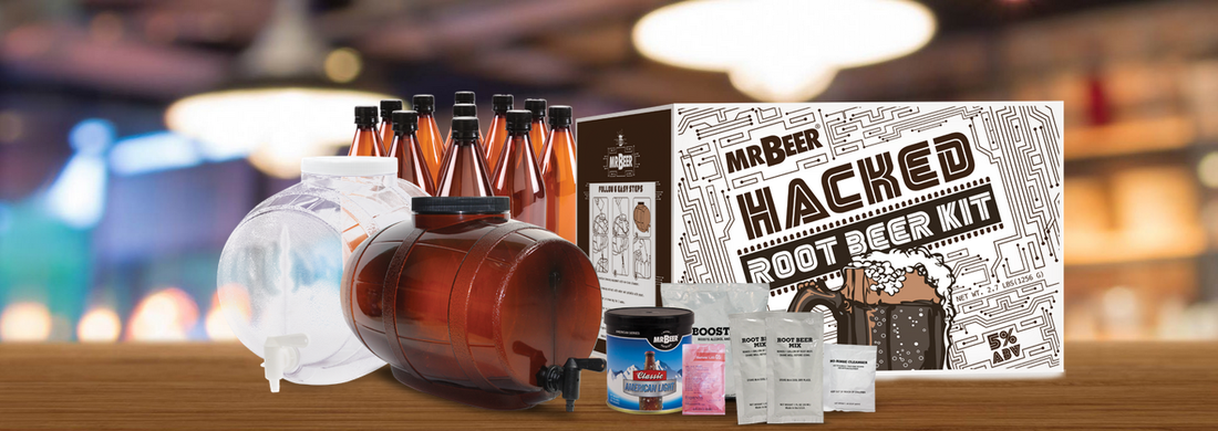Hard Root Beer Brewing Kit