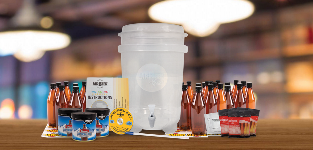 6 Gallon Home Brewing Kit for Beer