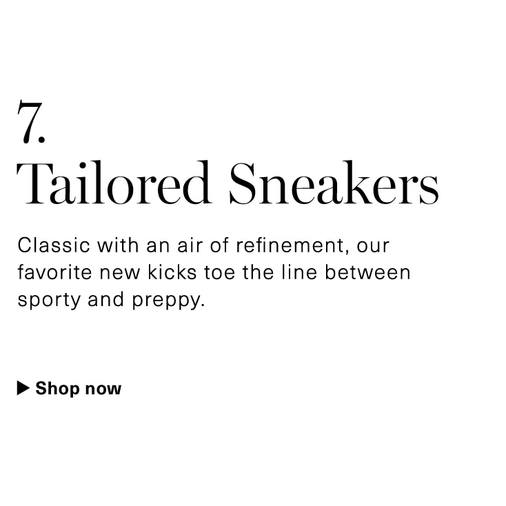 Men's 2017 Spring Shoe Styles