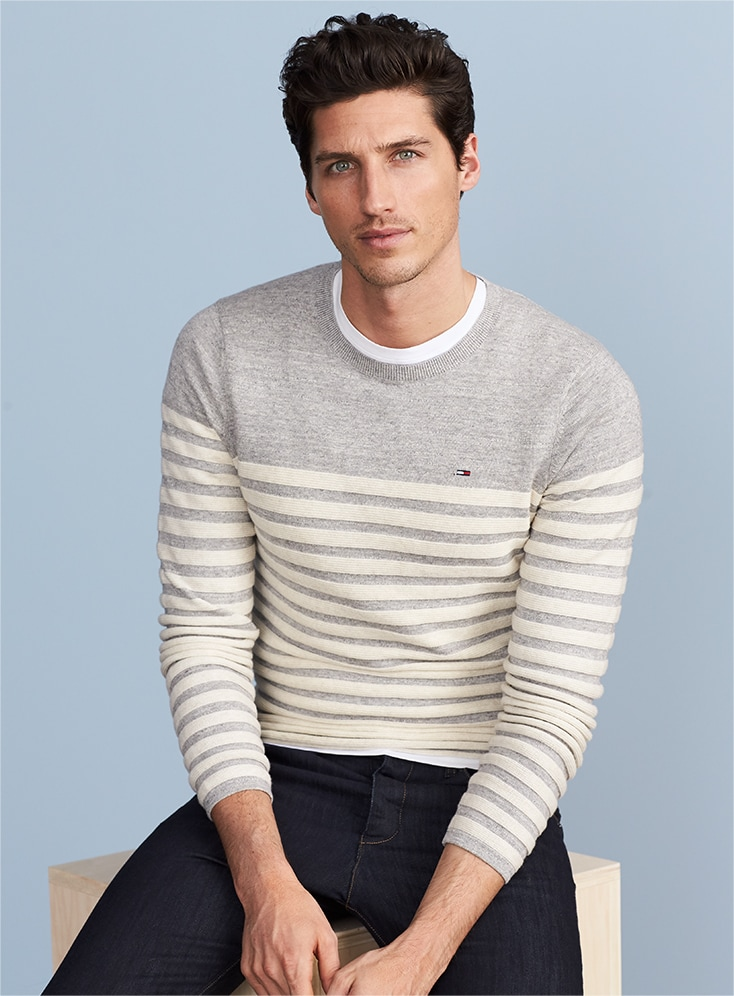 Lightweight Spring Sweaters for Men
